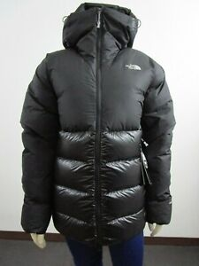 NWT-Womens-The-North-Face-TNF-Summit-L6-Down-Belay-Parka-Insulated-Jacket-Black