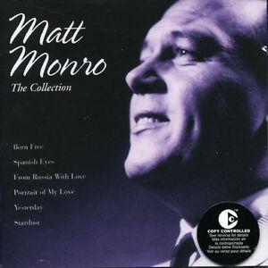 Matt-Monro-Collection-New-CD-UK-Import