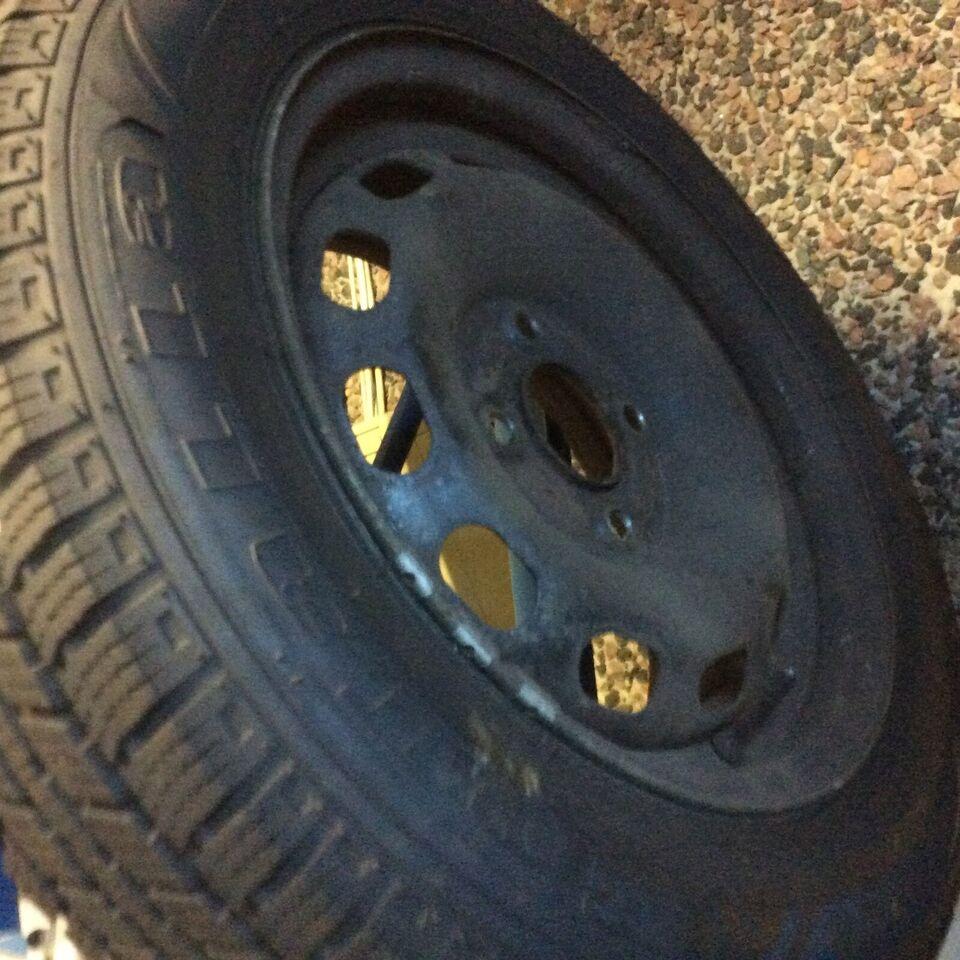 vinterhjul ford fiesta dæk mærke rotalla