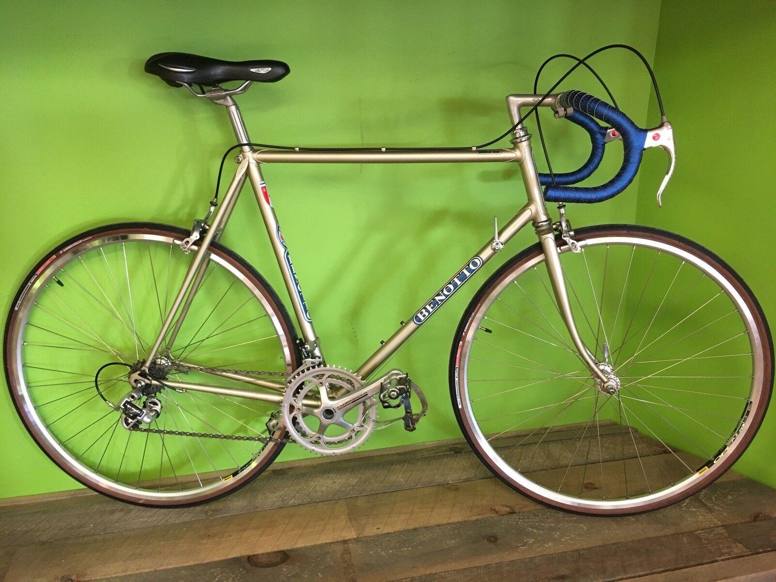 Benotto Modelo 850 Campagnolo Vintage