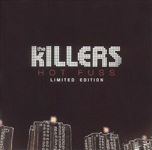 the killers hot fuss limited edition