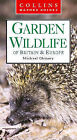 Garden Wildlife by Michael Chinery (Paperback, 1997)