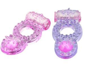 Anillo vibrador para pene apto Durex condones preservativos