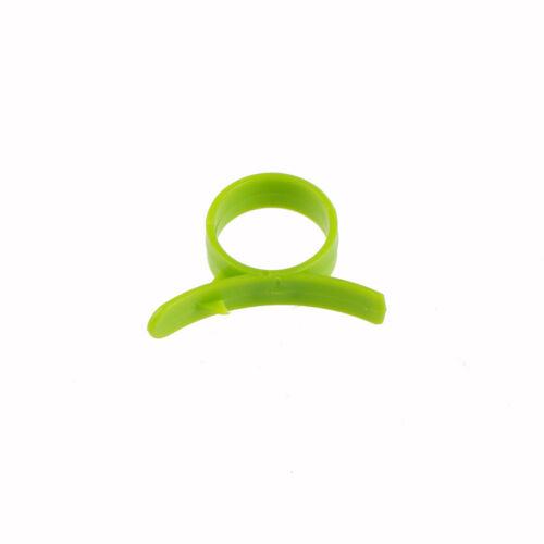 10pcs Finger Open Peeler Parer For Orange Peel Kitchen Gadgets Cooking Tools WL