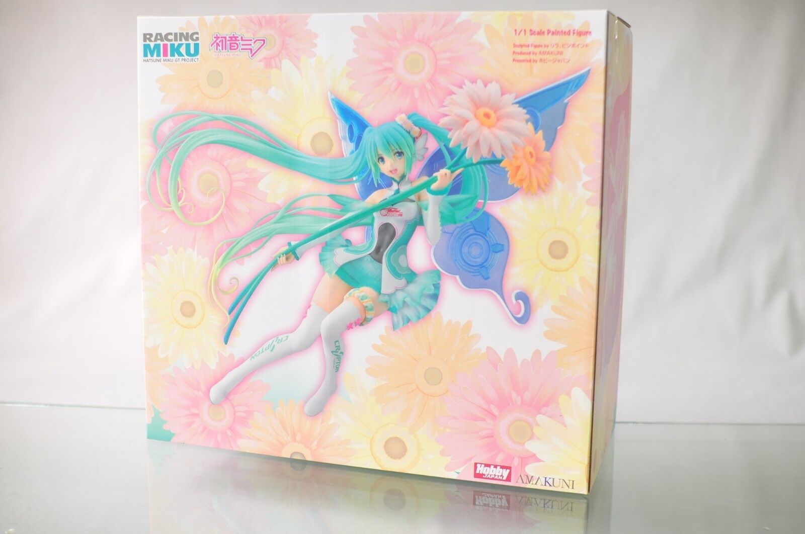 HOBBY JAPAN 1 1 GT Project RACING MIKU 2017 Amakuni Hobby Giappone 498932511061