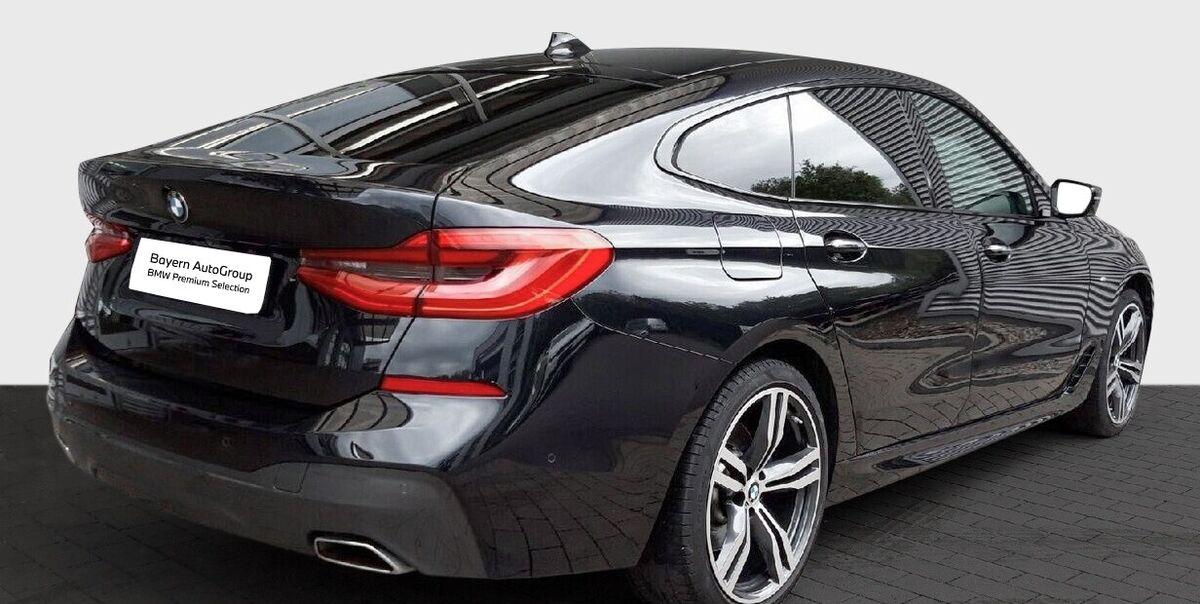 BMW 630d Gran Turismo M-Sport xDrive
