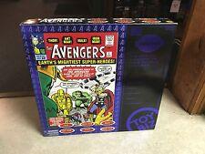 1997 Toybiz Marvel Collectors Edition The Original Avengers Box Figure Set MIB