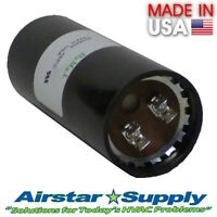 124-149 Mfd Uf 220-250 Vac Round Electric Motor Start Capacitor • Made In Usa