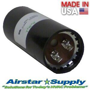 64 77 Mfd Uf 110 125 Vac Round Electric Motor Start