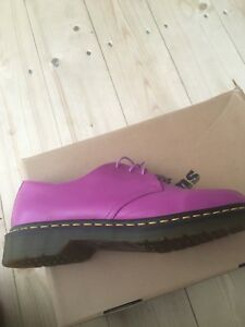 Size 41 Cartegena' Martens brand Pink Dr Uk ' Shoes 8 New 8qFPx7Yxn