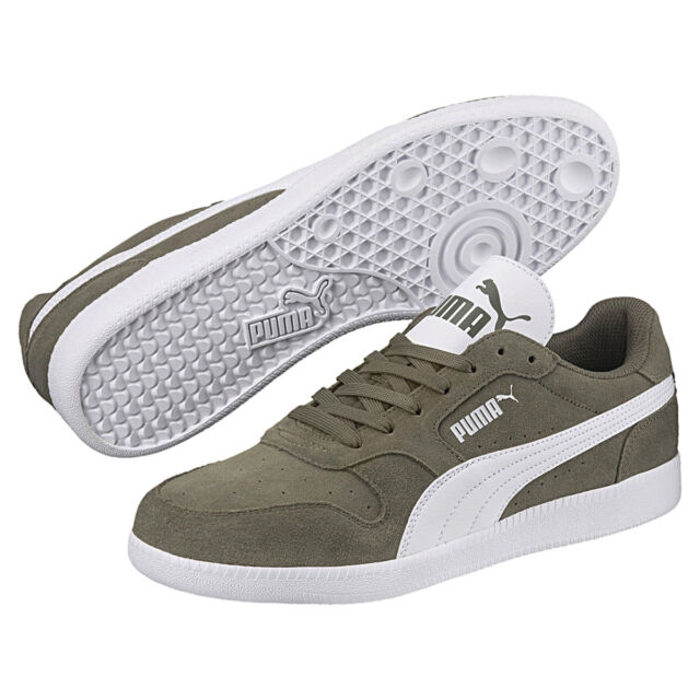 Graue Puma Sneaker Herren