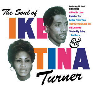 IKE & TINA TURNER THE SOUL OF IKE & TINA (1961) 1ST LP IMPORT ITALY 2018 REISSUE