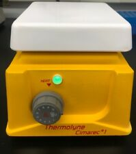 Barnstead Thermolyne Cimarec 1 Magnetic Stirrer Model S46415 4 X 4 Top Plate