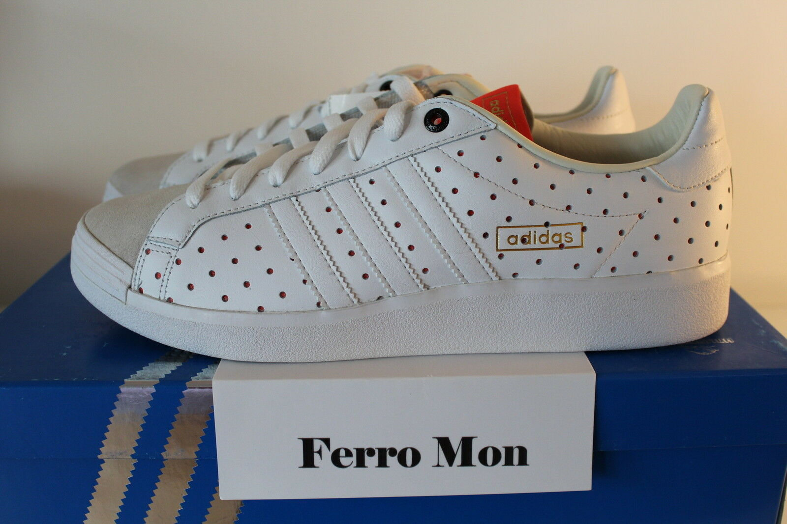♦DS ♦DS ♦DS 2007 Adidas Consortium Tennis ADV 1 380 BNIB, Stockholm, Berlin, London♦ ad086a