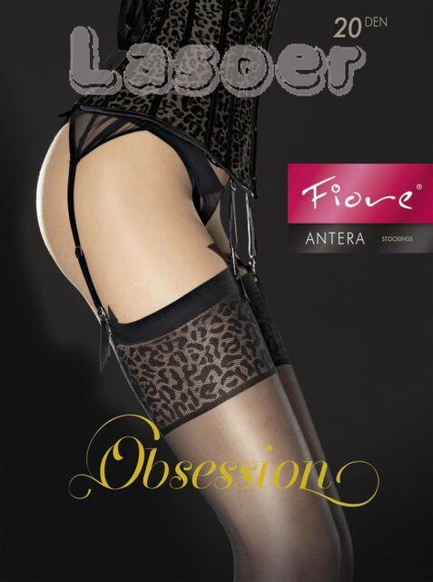 █▬█ █ ▀█▀ Sexy Straps Strümpfe ✔ Bezauberndes Design ✔ 20 Den ✔ S-L 36-46