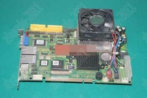 1PC Used EmCORE-i6319 REV:1.0 with CPU memory fan