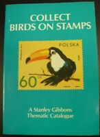 COLLECT BIRDS ON STAMPS BY STANLEY GIBBONS (ID:LIT622)