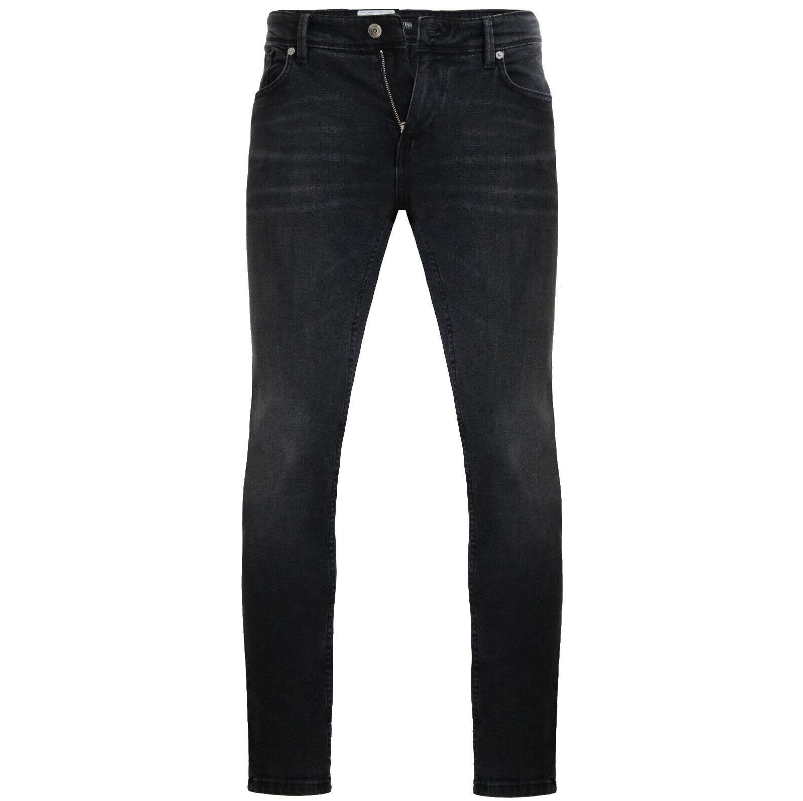 Hugo BOSS Pantaloni Jeans Charleston 3 w34 l34  NUOVO  Slim Fit Stretch