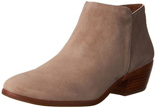 b3578bd41 Sam Edelman Women s Petty Ankle Bootie Putty Suede 8.5 Wide US for sale  online