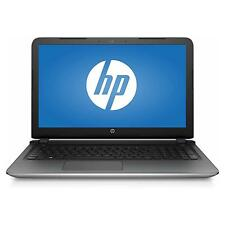 "NEW Refurbished Silver 17.3"" Pavilion Laptop PC W/ AMD A10-8700P Processor By HP"