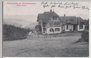 113746-AK-Waldschenke-am-Veilchenbrunnen-Thueringer-Wald-1927