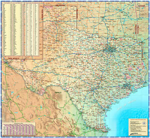 Details about Wide World *TEXAS* USA Physical/Political Wall Map (3 on elevation map of texas, climate map of texas, most detailed map of texas, landforms of texas, map of austin texas, guadalupe peak texas, rivers of texas, geography of texas, thematic map of texas, all cities in texas, grid map of texas, topographical map of texas, satellite map of texas, road map of texas, region of texas, mountains of texas, product map of texas, political map of texas, flag of texas, relief map of texas,
