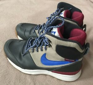 b9d912ee6775d Details about NIKE STASIS ACG BOOTS BAMBOO GAME ROYAL NEWSPRINT TEAM RED  616192 201 Size 4.5 Y