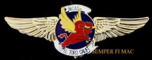 MCAS-EL-TORO-COLLECTOR-US-MARINES-WING-PIN-USMC-3d-MAW-MARINES-PILOT-MR-USS-FMF