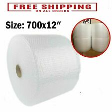 Bubble Cushioning Wrap Small Padding 316 700 Ft X 12 Perforated Every 12 Us