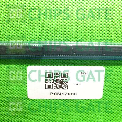 1PCS PCM1760U PCM1760 ANALOG DIGITAL CONVERSION IC BURR-BROWN//BB//TI SOP-28