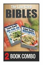 Low Carb Recipes for Auto-Immune Diseases and on-The-Go Recipes : 2 Book...