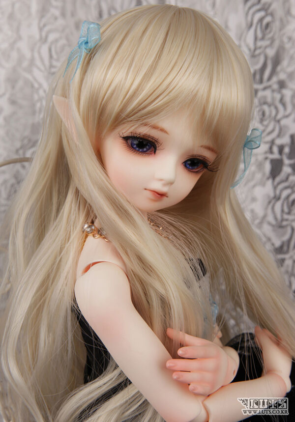1 4 BJD Doll SD Doll luts 13s kdf elf Hodoo -Free Face Make UP+Free Eyes