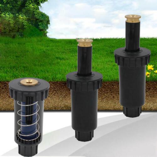 1X Nebeldüse Sprühdüse Rasen Sprühkopf Bewässerung Automatische nützlich Düse