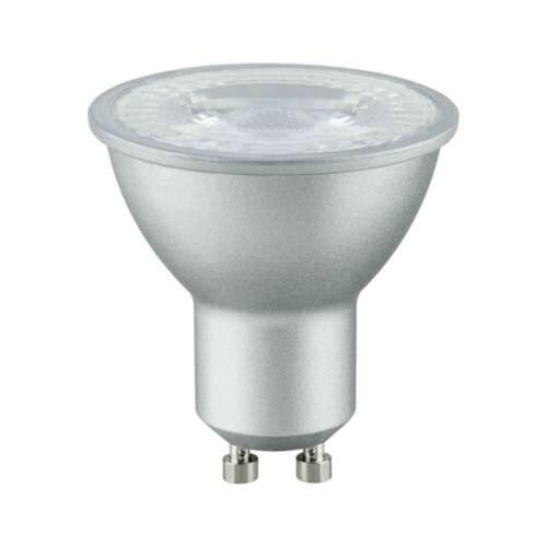 Paulmann LED Leuchtmittel Reflektor 6,5W GU10 425lm warmweiß 2700K flood 38°