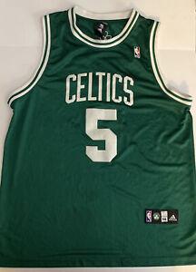 Kevin Garnett KG Boston Celtics adidas Jersey Men Size 54 NBA XL ...