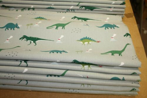 Made to measure Roman Blind Sophie Allport Dinosaurs fabric