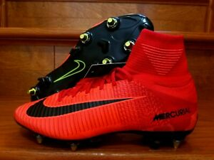new product e8385 5407d Details about New Nike Mercurial SuperFly 5 DF SG PRO Anti Fire Ice SZ 11  (889286 616) 617