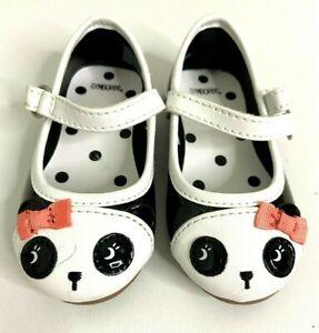 Gymboree Baby Girls Dress Shoes Panda