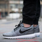 NIKE ROSHE NM FLYKNIT SE Trainers Rosherun Gym Casual - UK 6 (EUR 39) Wolf Grey