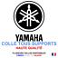 Stickers-autocollant-Yamaha-noir-logo-plusieurs-tailles-super-prix miniature 1