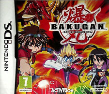 Bakugan: Battle Brawlers (Nintendo DS) -