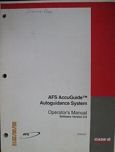 CASE-IH-AFS-AccuGuide-Autoguidance-System-Operators-Manual-Software-Version-3-0
