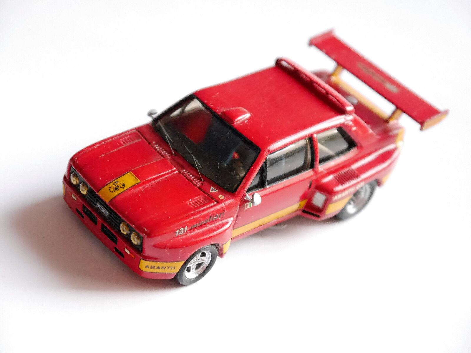 Fiat Abarth 031   131 mirafiori HILL CLIMB, Handarbeit handmade RIVA Models 1 43  | Erschwinglich