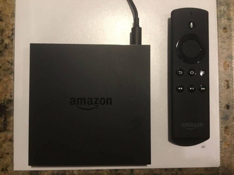 Amazon Fire tv box, Amazon, Perfekt