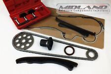 Vauxhall ASTRA J 09 >> 1.3 A13DTC MOTORE DIESEL TIMING CHAIN kit+timing TOOL KIT