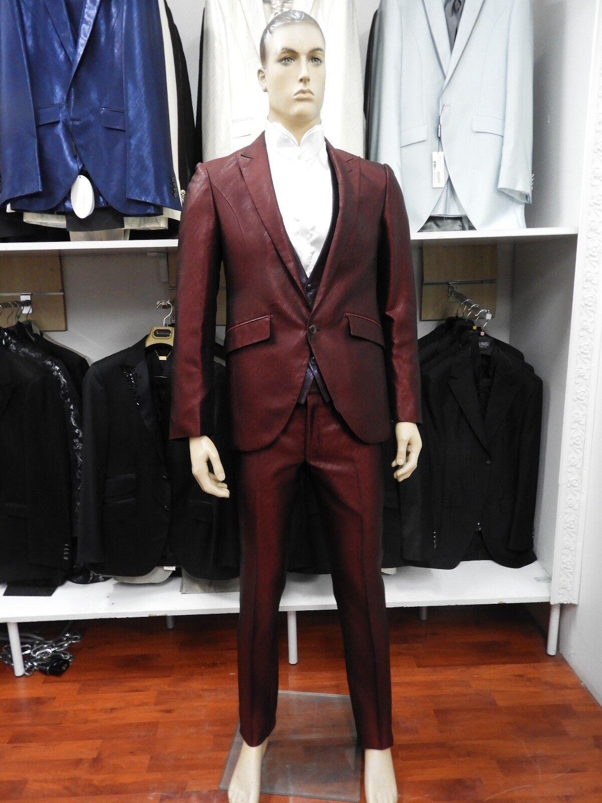 Costume evening CARLO PIGNATELLI Größe:48 Ref:22J909C