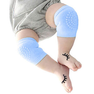1 Pair New Protective Crawling Knee//Elbow Pads For Child//Baby//Infant//Toddler