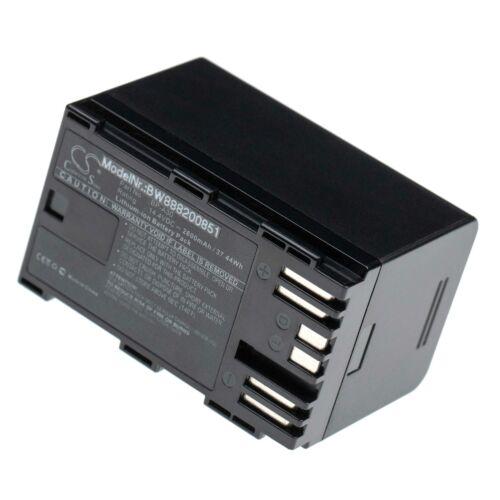 C200B Batteria 2600mAh per Canon EOS C200 C200 PL