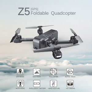 Wifi-FPV-1080P-Wide-angle-HD-Camera-Drone-GPS-Auto-Return-Follow-Me-Quadcopter