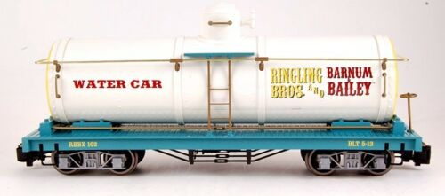 Bachmann G Scale Train (1:22.5) Ringling Brothers Circus Water Tank Car 92712